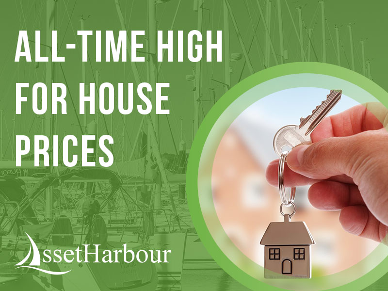 All Time High For House Prices