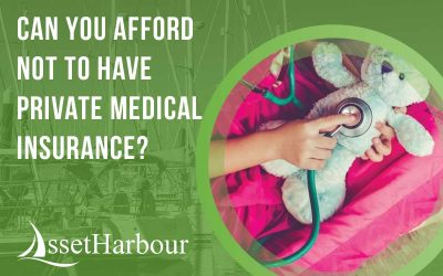Can you afford not to have Private Medical Insurance?